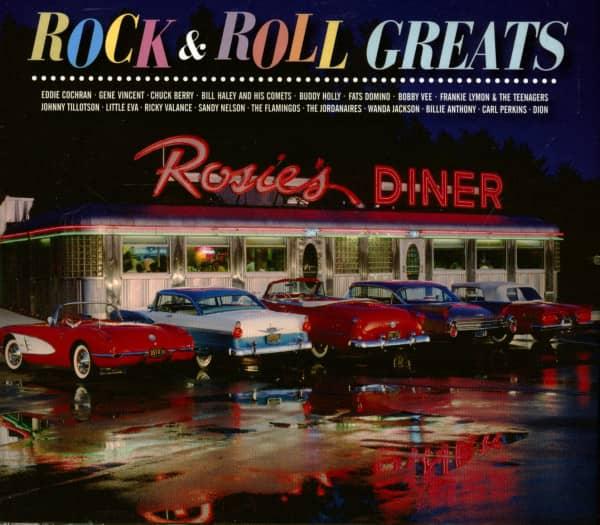 Rock & Roll Greats (3-CD)