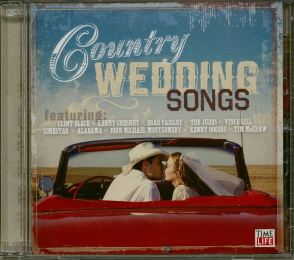 Country Wedding Songs (2-CD)