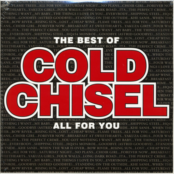 The Best Of Cold Chisel All For You (2-LP)