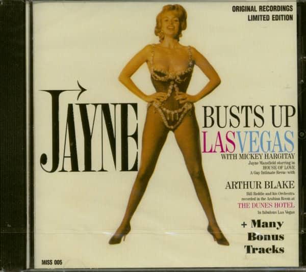 Busts Up Las Vegas (CD)