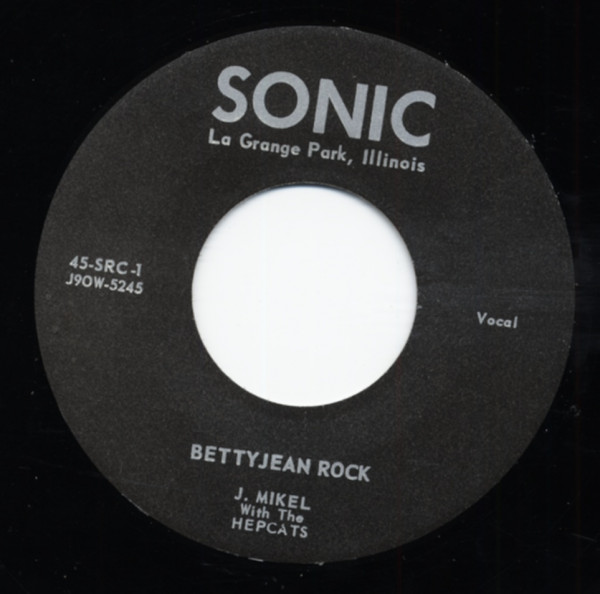 Bettyjean Rock - Sweetest Thing (7inch, 45rpm)