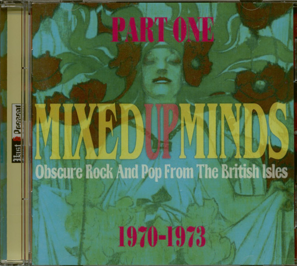 Mixed-Up-Minds - Part 1 (CD)