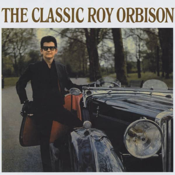 The Classic Roy Orbison (CD)