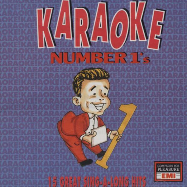Karaoke - Number 1's (CD)