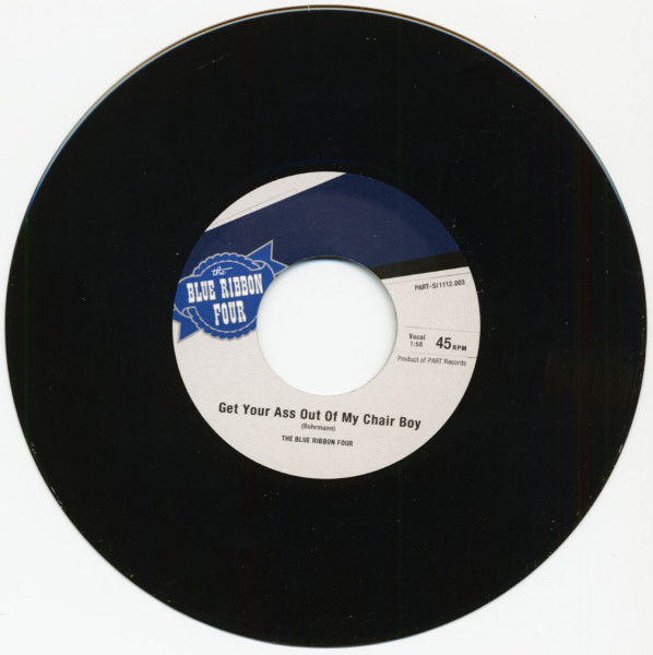 Get Yourself Out Of My Chair Boy (7inch, 45rpm)