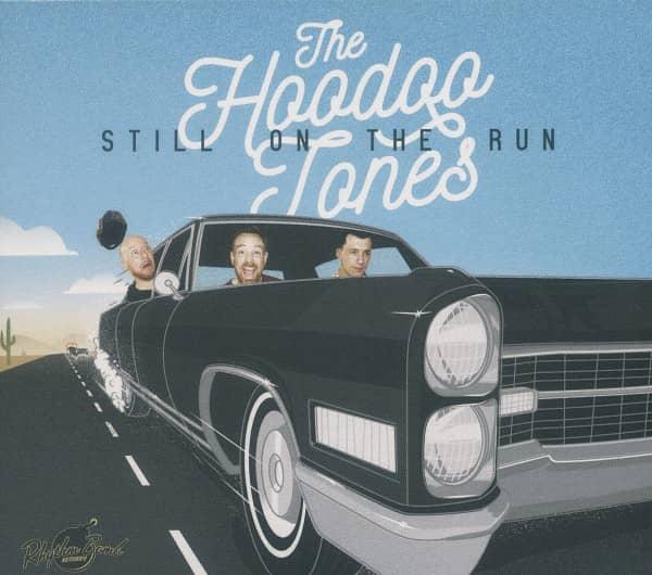 Still On The Run (CD)