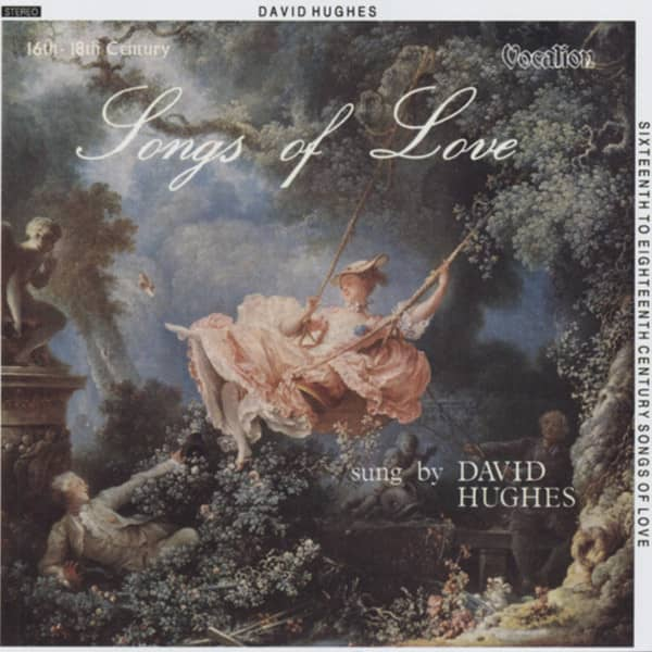 Songs Of Love - 16th-18th Century