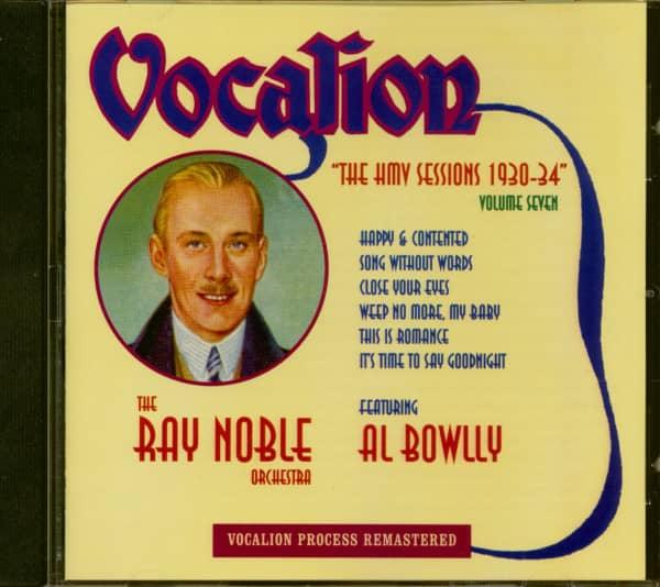 The HMV Sessions 1930 - 1934 (CD)