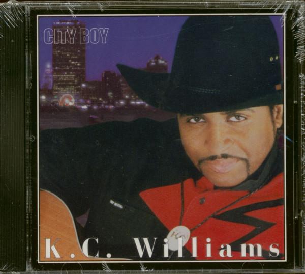 City Boy (CD)