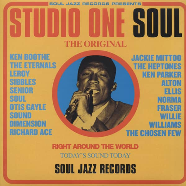 Studio One Soul (2-LP)