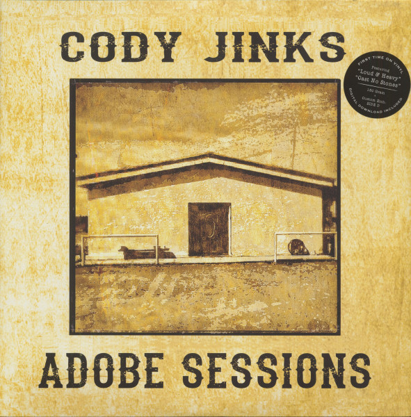 Adobe Sessions (2-LP, 180g Vinyl)