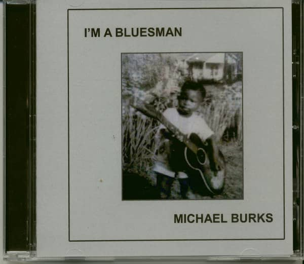 I'm A Bluesman (CD)