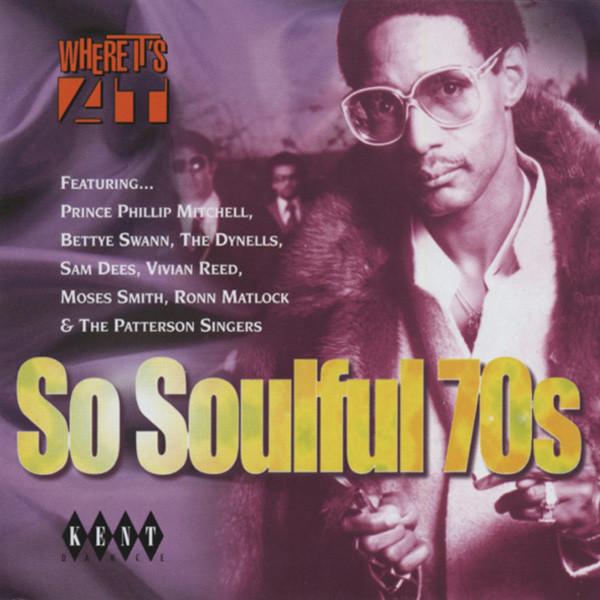 So Soulful 70s - Atlantic Soul