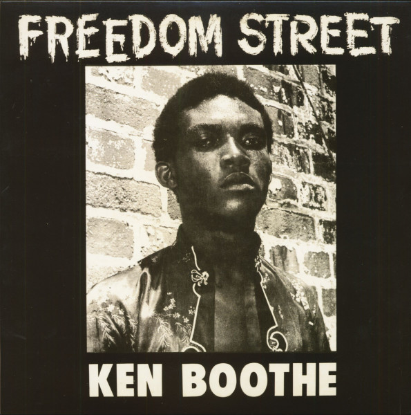 Freedom Street (LP, Asphalt Grey Vinyl, Ltd.)