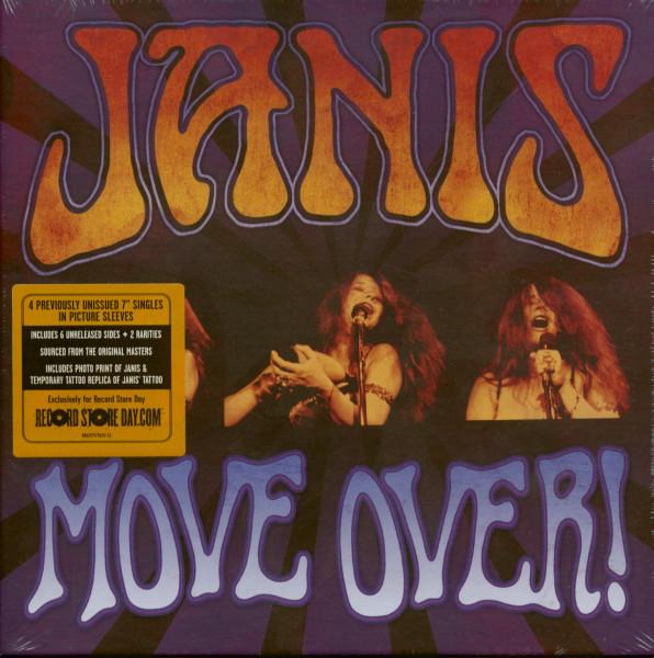 Move Over (4x7inch, 45rpm, Box, Ltd.)