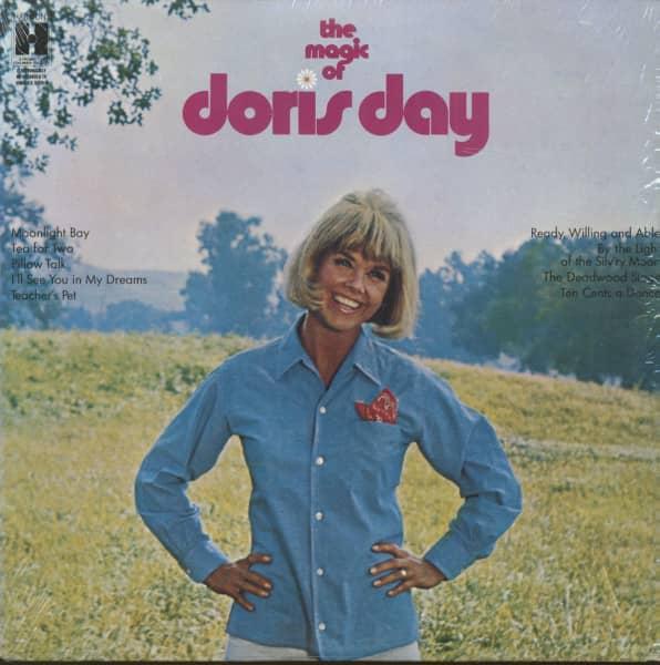The Magic Of Doris Day (LP)