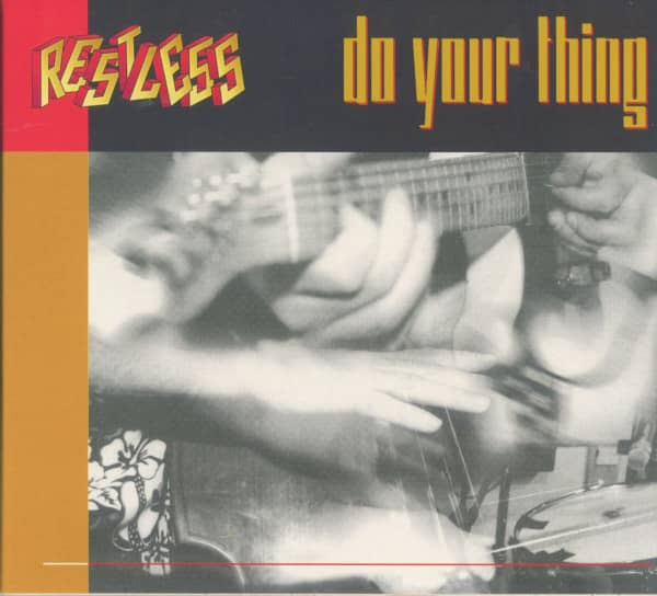 Do Your Thing (CD Digipack)