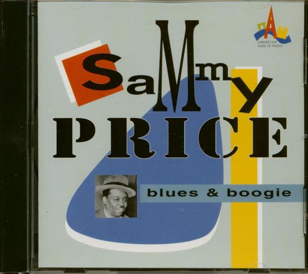Blues & Boogie (CD)