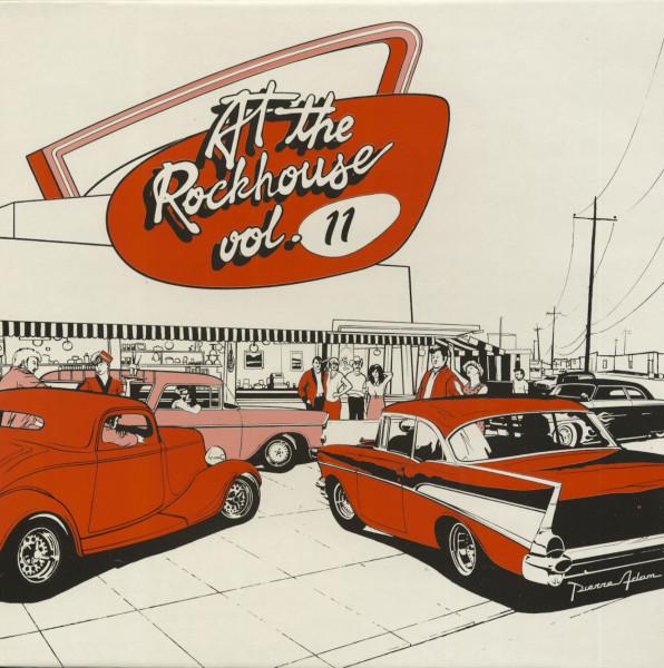 At The Rockhouse Vol.11 (LP)