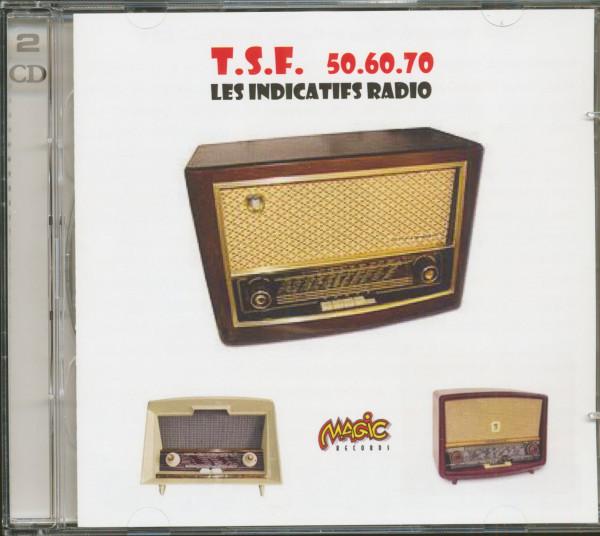 T.S.F. 50.60.70 - Les Indicatifs Radio (2-CD)