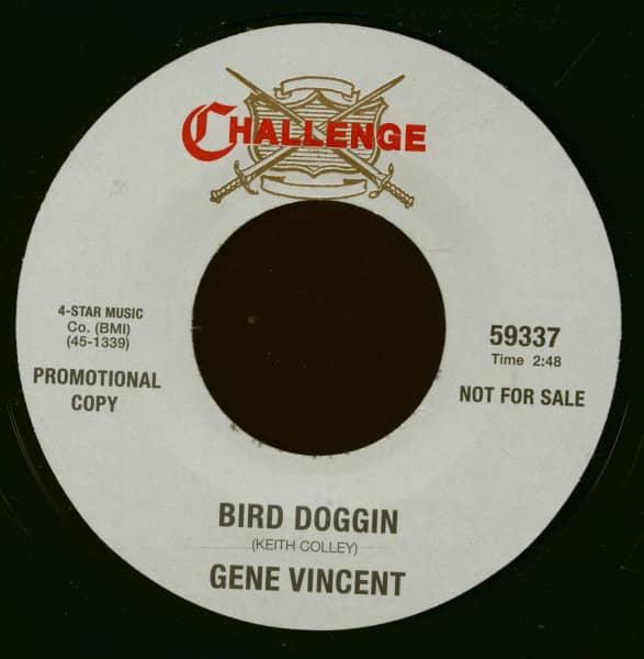 Bird Doggin - Ain't That Too Much (7inch, 45rpm, BC)