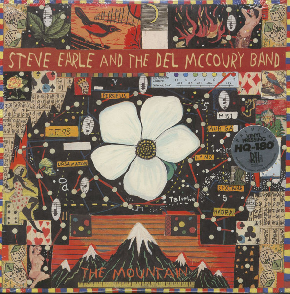 Steve Earle And The Del McCoury Band - The Mountain (2-LP, 180g Vinyl)