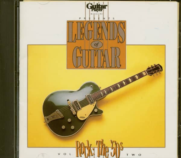 50s, Legends Of Rock & Guitar Vol.2 (CD)