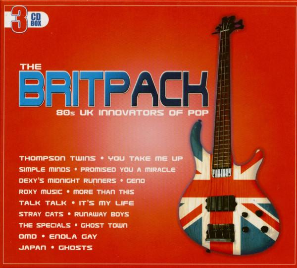 The Britpack (3-CD)