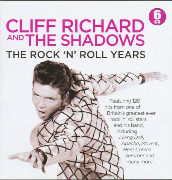 The Rock'n'Roll Years (6-CD Set)