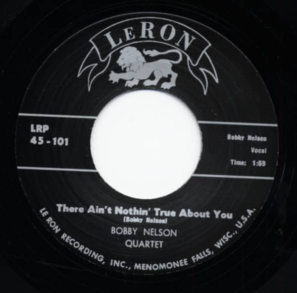 There Ain't Nothin' True About You b-w Zapp 7inch, 45rpm