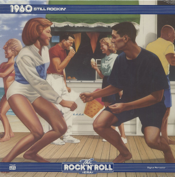 The Rock & Roll Era 1960 - Still Rockin' (2-LP)