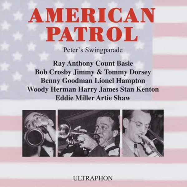 American Patrol - Peter's Swingparade (CD)