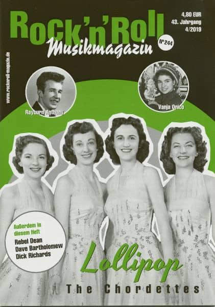 Musikmagazin #244