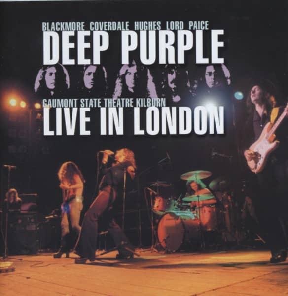Live In London 1974 (2-CD)