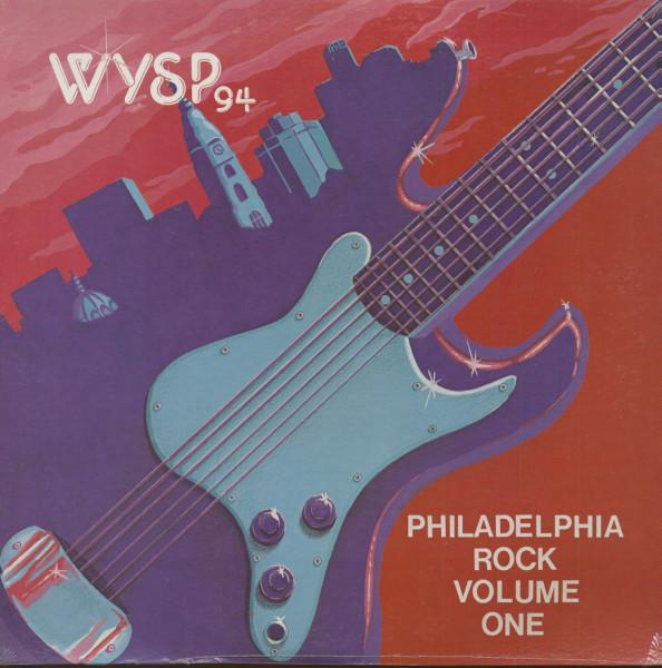 Philadelphia Rock, Vol.1 (LP)