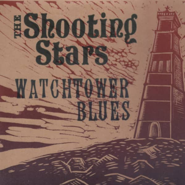 Watchtower Blues (CD-Single)