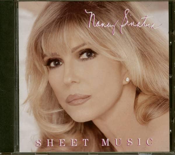 Sheet Music (CD)