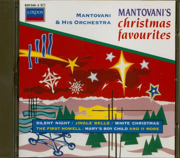 Mantovani's Christmas Favourites (CD)