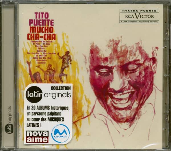 Mucho Cha-Cha (CD)