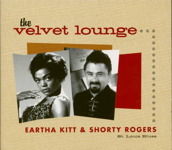 St. Louis Blues - The Velvet Lounge Series (CD)