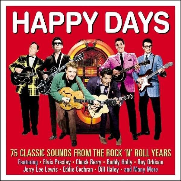 Happy Days (3-CD)
