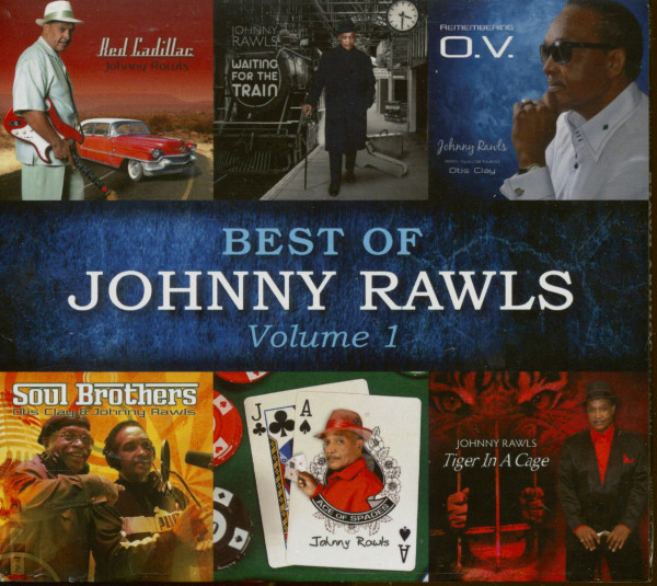 Best Of Johnny Rawls Vol.1 (CD)