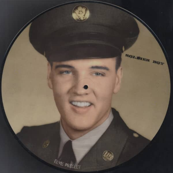 Soldier Boy (Picture Disc) Limited Edition