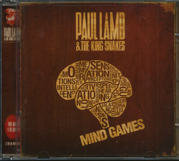 Mind Games (CD)