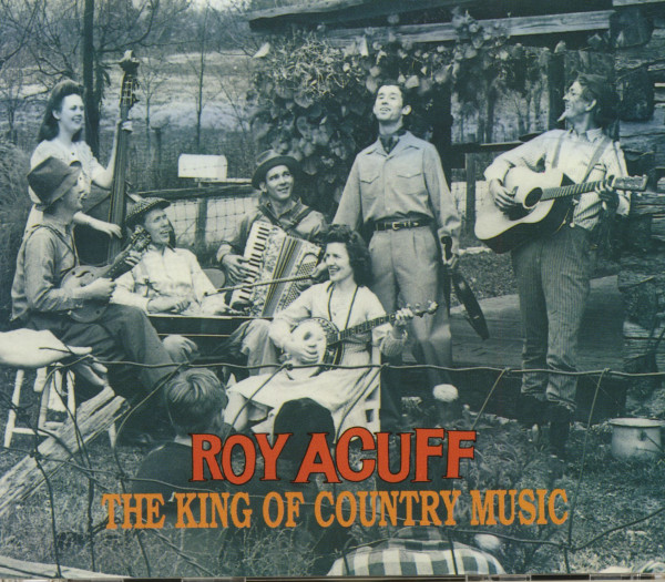 The King Of Country Music (2-CD)