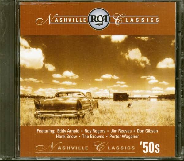 Nashville Classics 50's (CD)