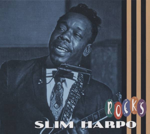 Slim Harpo - Slim Rocks