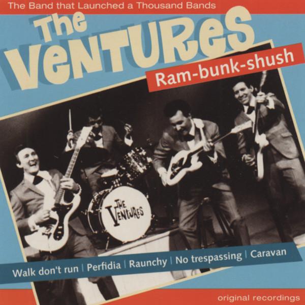 Ram-Bunk-Shush (CD)