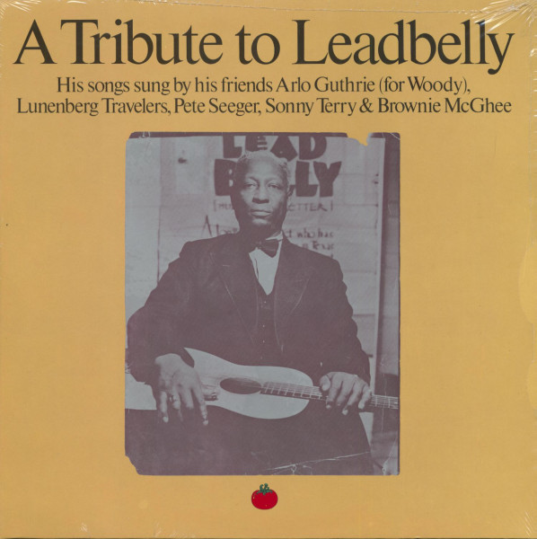 A Tribute To Leadbelly (2-LP)