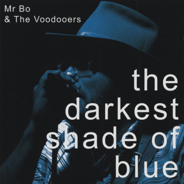 The Darkest Shade Of Blue